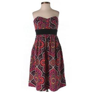 Shoshanna Silk Paisley Dress